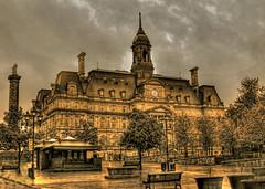 Montreal CA - Hôtel de Ville de Montréal 01
