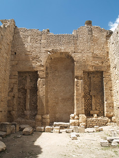 The Capital at Dougga (II)
