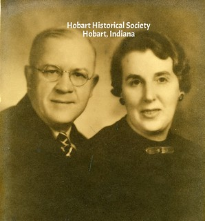 Calvin and Esther Scholler ca 1940