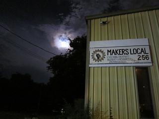 Makers Moon Rising