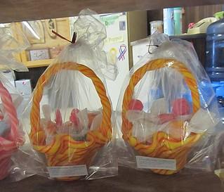 Lollipop Baskets