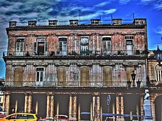 Mansión Paseo del Prado