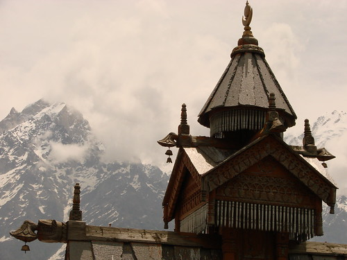 Kalpa temple