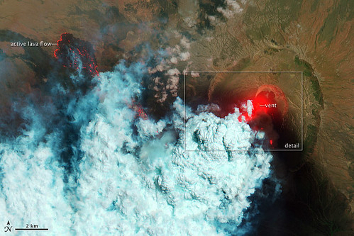 volcano middleeast nasa ash ethiopia eritrea nabrovolcano