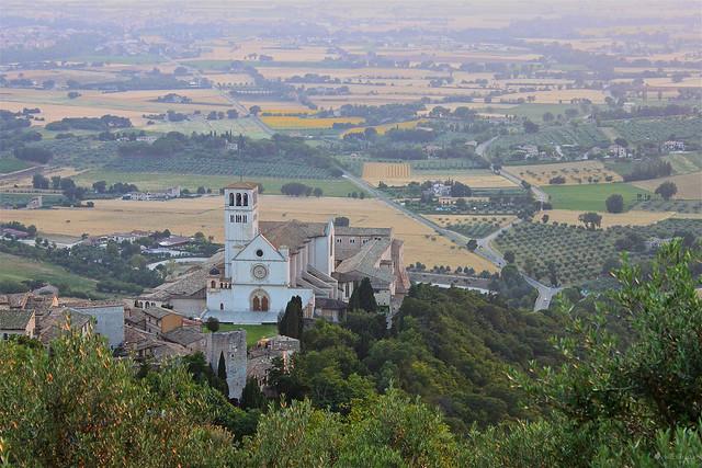 Assisi - San Francesco e il Sacro Convento