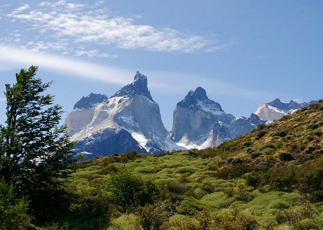 Argentina, territorio, clima, turismo