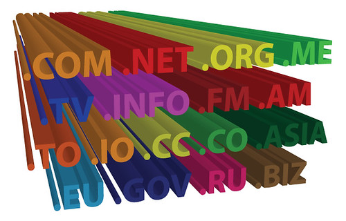 Free website hosting does not include your own domain name