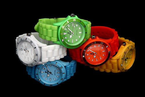 Funcky watches group Black