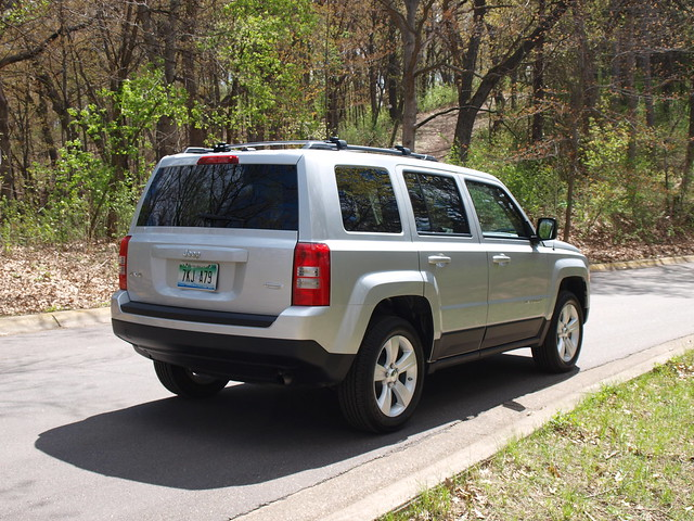 2012 Jeep Patriot 16