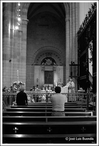 Catedral de Murcia I by José Luis Buendía