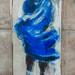 Homme bleu par Paul Bloas (mur ouest) ©°WYZ°