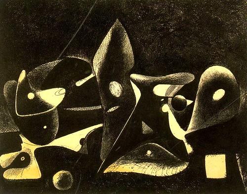 Gorky, Arshile (1904-1948) - by RasMarley