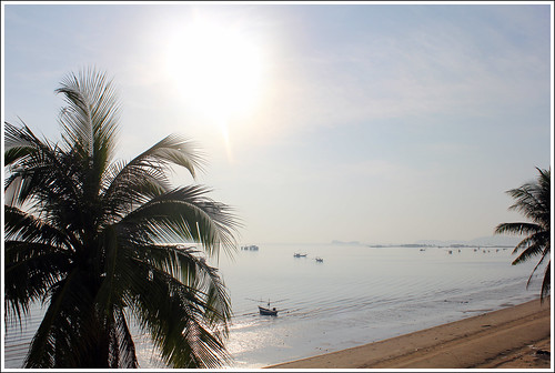 Sairee Beach, Chumphon