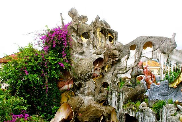 Crazy House Dalat, Vietnam