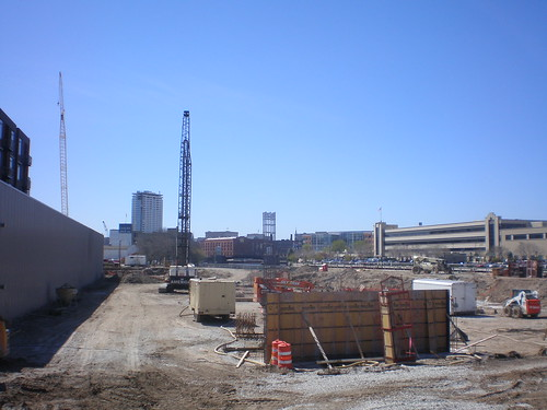 The North End Phase II Construction