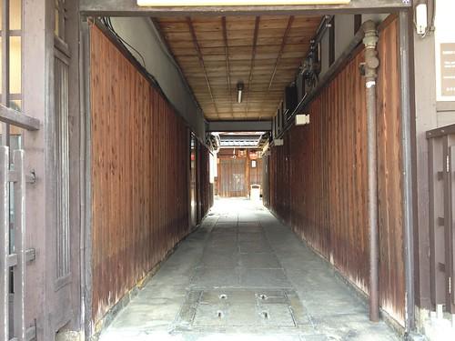 祇園の小径