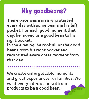 Why goodbeans?