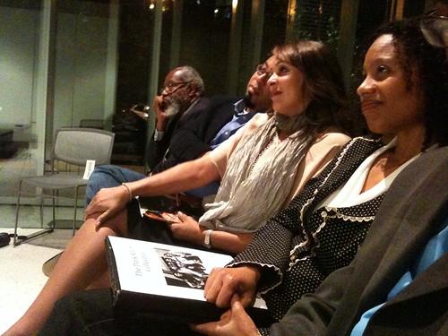 Ed Roberson, Kevin Young, Natasha Trethewey, Nehassaiu de Gannes