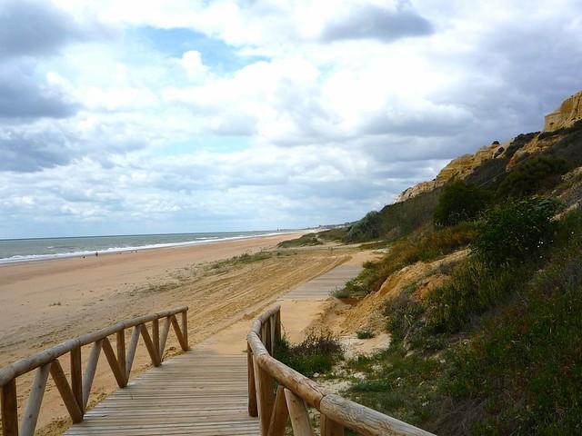 Traumstrand Costa de la Luz Huelva