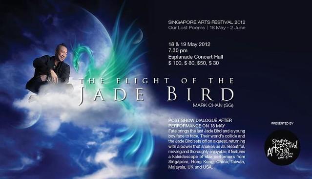 The Flight of the Jade Bird