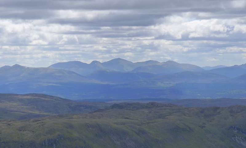 The Lawers Range