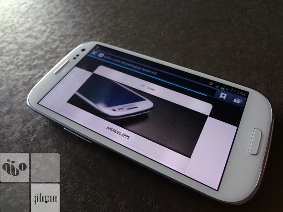 Samsung Galaxy III — Review