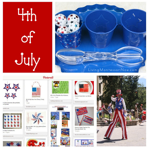 Kids' 4th of July Activities