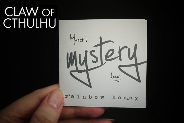 Rainbow Honey March Mystery Bag
