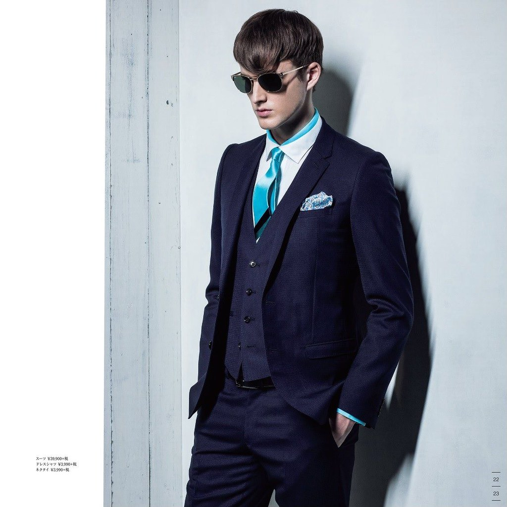 James Smith0187_m.f.editorial Men's Spring Collection 2014