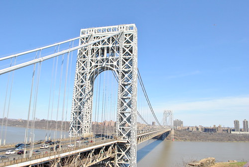 Ft Lee Historic Park - GW Bridge