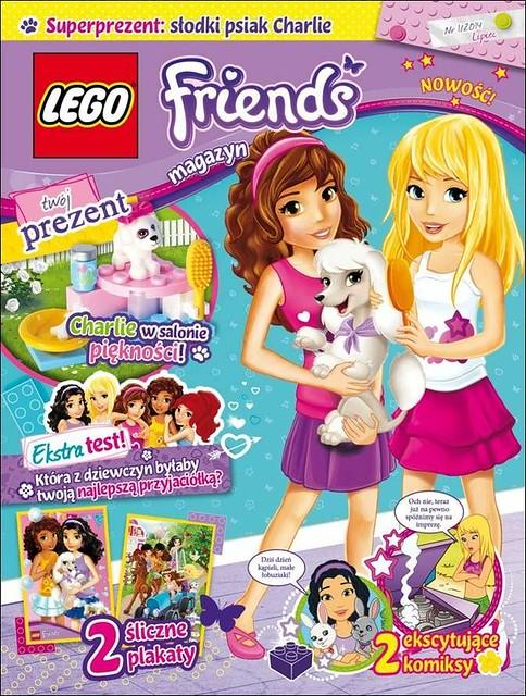 NOWOŚĆ LEGO Friends Magazyn