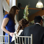 Caitlin & Rajiv tie the knot !