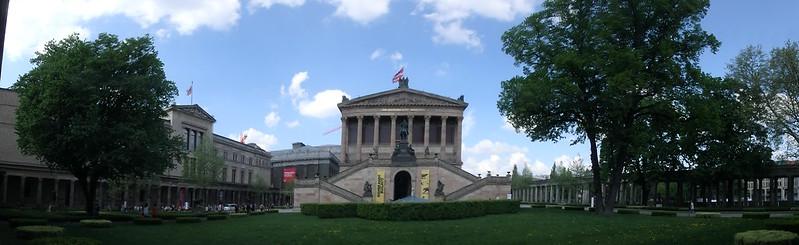 P4260149 Pano Berlin Isla de los Museos Unesco Alemania