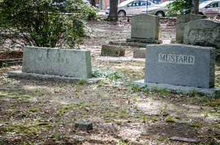 Condiment Graveyard