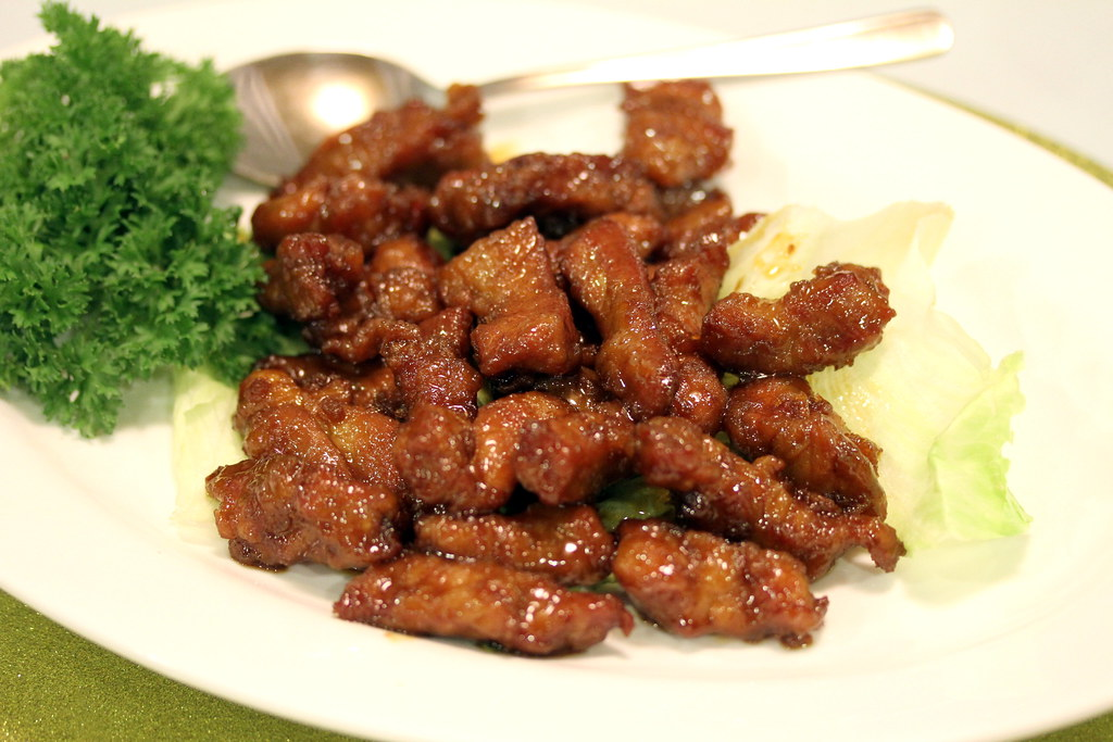 Diamond Kitchen @ Marine Parade's Champagne Pork Ribs