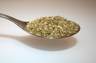 04 - Zutat Oregano / Ingredient oregano