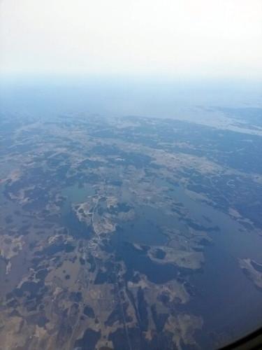 Islas y archipiélago de Estocolmo desde un avión qué hacer en estocolmo - 14220389892 93c558df2c - Qué hacer en Estocolmo para sentir Suecia