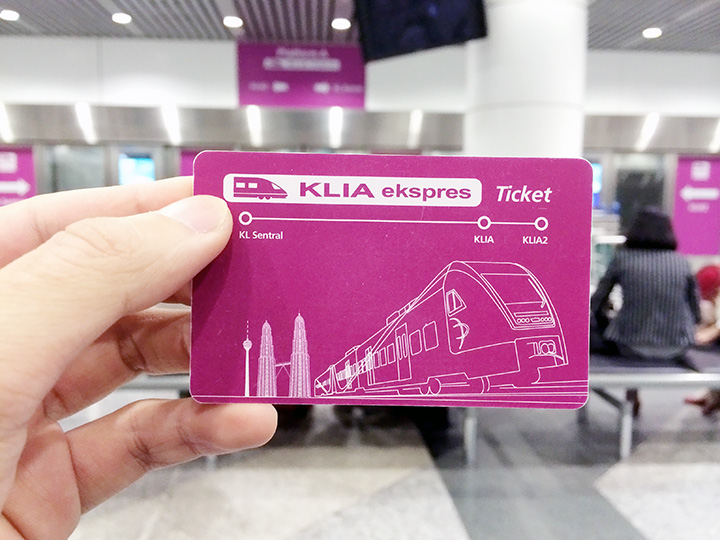 KLIA TRAIN