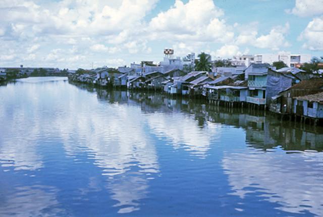 SAIGON 1968-69 - Rạch Thị Nghè