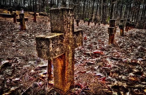 Luiana Cemetery, Wadley, AL