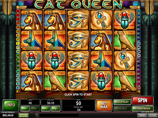 Feline Queen Slot Machine - Play Online or on Mobile Now