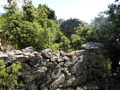 Maison à l'W du hameau ruiné de Pastricciola