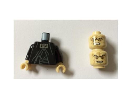 LEGO Star Wars Dark Side Face