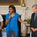 2014 White House Kitchen Garden Harvest
