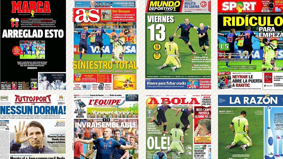 140614_ESP_Spanish_sports_press_newspapers_HD