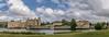 Leeds Castle panorama