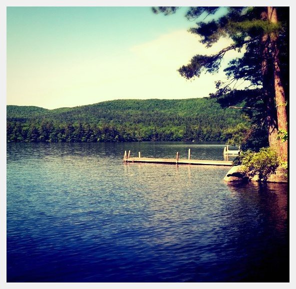 squam lake june 11