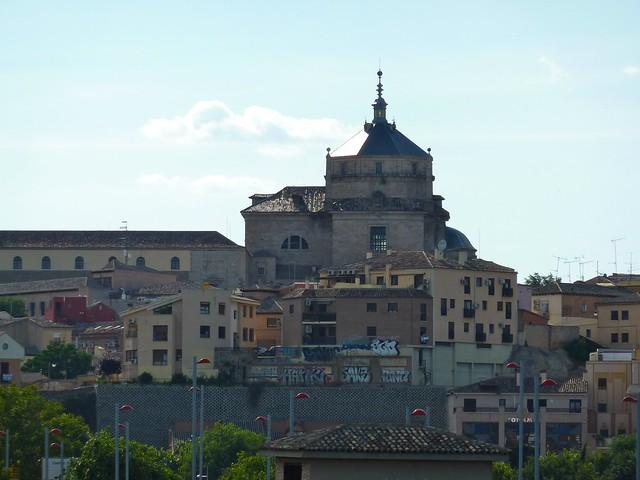 Toledo old city skyline  Flickr - Photo Sharing!