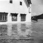 012. 1954 Hochwasser  Sarmingstein Schiffmeisterhaus Groß [1024x768]