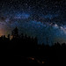 Milky Way, Sedona Arizona by MrBall